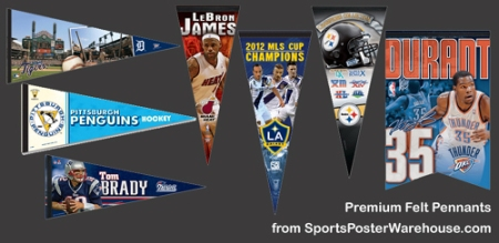 pennants-collage